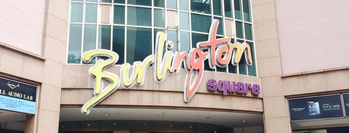 Burlington Square is one of Guide to Singapore's best spots.