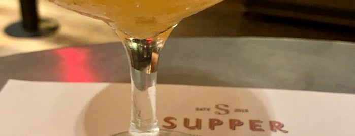 Supper American Eatery is one of To Try.