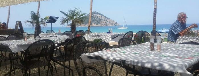 Paradise Beach Cafe is one of Nedime'nin Kaydettiği Mekanlar.