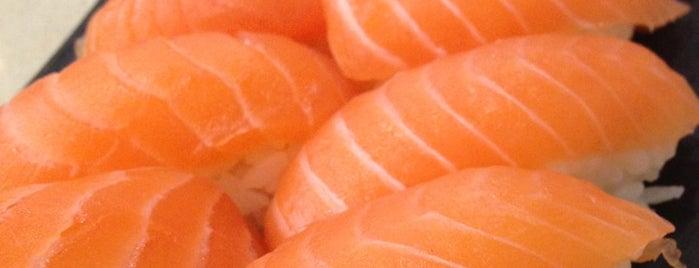 Hokkaido Katsu Sushi is one of Posti salvati di Zorana.
