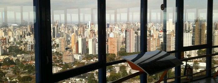 Oi Torre Panorâmica is one of Descobrindo Curitiba.