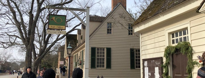 Colonial Printing Office is one of Virginia.