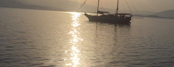 Mercan Adaları is one of Fethiye koylar&beachler 🧜🏼♀️.