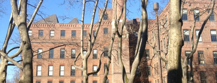 Pratt Institute is one of 🗽 NYC - Brooklyn.
