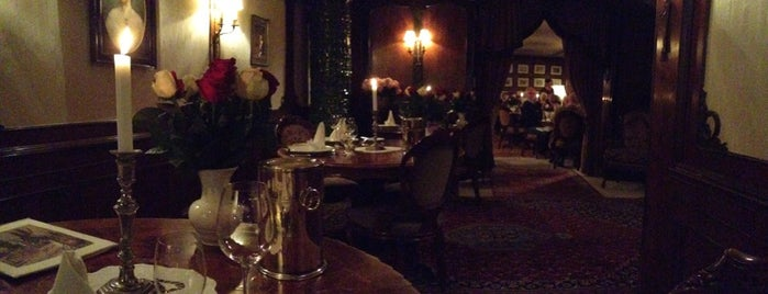 Restaurant Heising is one of Most Romantic Restaurants.