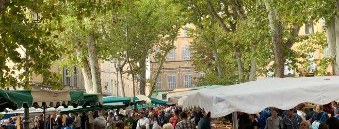 Marché aux Fruits et Légumes is one of Provence France.