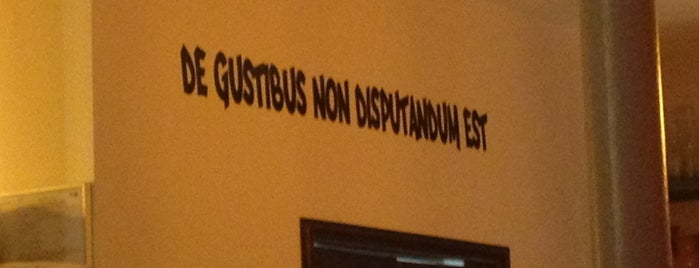 Gustibus is one of Restaurant.