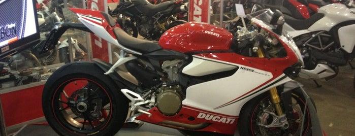 Ducati Russia is one of mamma.
