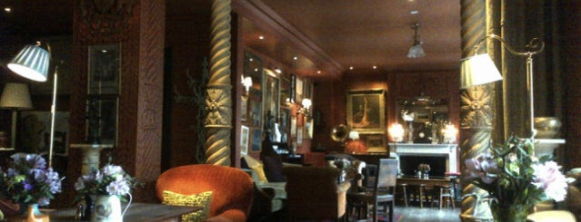 The Zetter Townhouse is one of London.
