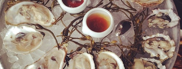 Sel Rrose is one of 20 Outstanding Oyster Happy Hours in NYC.