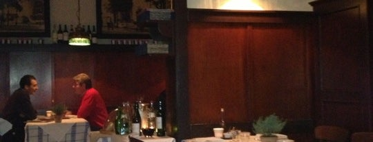 Erno's Bistro is one of Frankfurt.