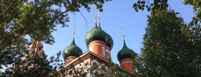 Гарнизонный Храм Архангела Михаила is one of Posti salvati di Katya.
