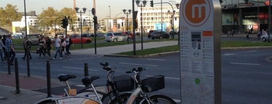 Metropolradstation 7501 Berliner Platz is one of Metropolradstationen Essen & Umgebung.