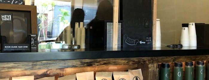 Rook Coffee is one of Tempat yang Disimpan Lizzie.