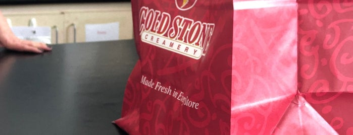 Cold Stone Creamery is one of Places to TRY in New Jersey.