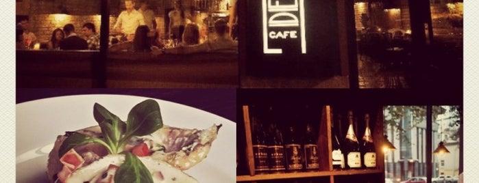 Debut Cafe is one of Orte, die Greta gefallen.