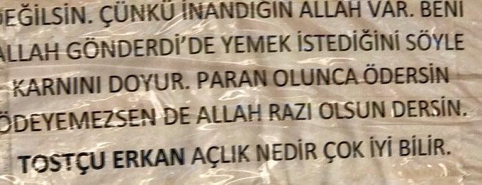 Tostçu Erkan is one of Denizli & Aydın & Burdur & Isparta & Uşak & Afyon.