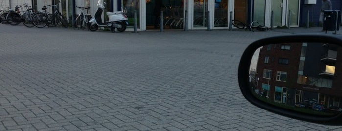Albert Heijn is one of Orte, die Jorge gefallen.