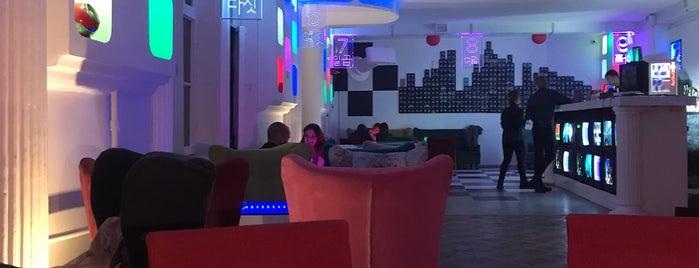 Diskette Lounge is one of Vladimir 님이 저장한 장소.