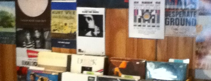 Deep Search Records is one of Record Stores.