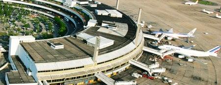 Aeroporto Internacional do Rio de Janeiro / Galeão (GIG) is one of Foursquare City Int'l Airport.