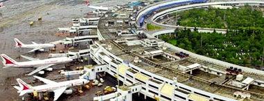 Chhatrapati Shivaji International Airport is one of Foursquare City Int'l Airport.