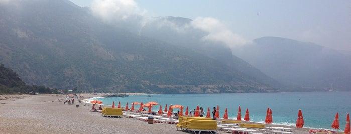 Çalış Plajı is one of South-West of Turkey.