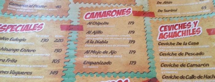 El Abulon is one of Delicias al paladar..