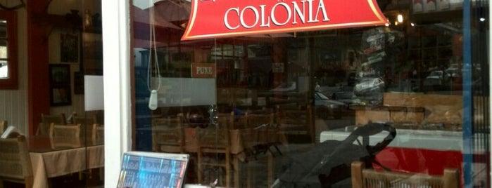 Empório da Colônia is one of Brasil: restaurantes bons, bonitos e baratos.