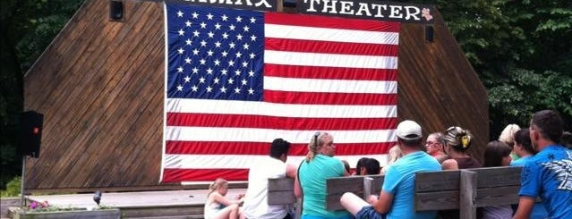 Yogimax Theatre is one of Campgrounds.