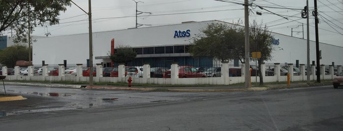 Atos IT Solutions and Services is one of Hugo 님이 좋아한 장소.