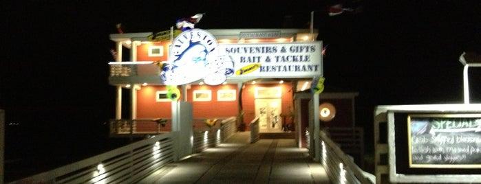 Galveston Fishing Pier is one of Freaker USA Stores Southwest.