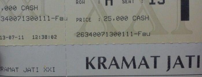 Kramat Jati XXI is one of Orte, die Jimmy gefallen.
