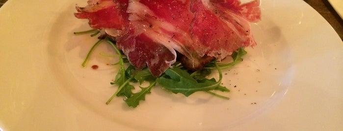 La Toscane is one of favorites restaurants.