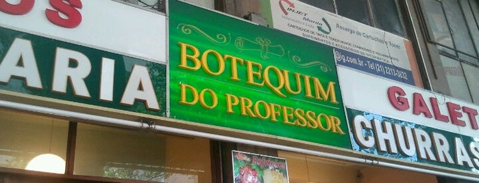 Botequim do Professor is one of Carlos : понравившиеся места.