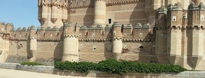Castillo de Coca is one of Locais curtidos por Emilio.