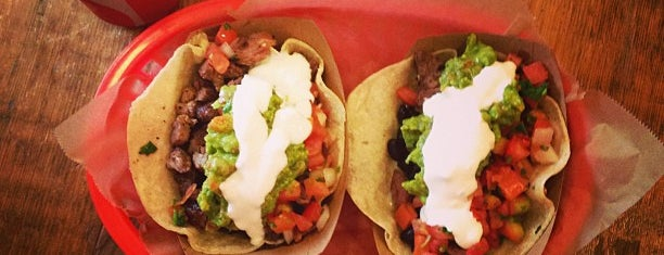 Dos Toros Taquería is one of Places Where You Should Eat.
