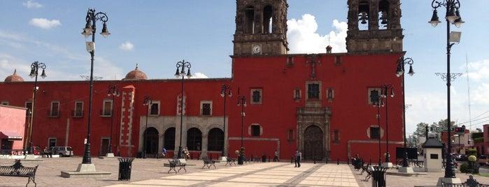Centro Historico is one of Salamanca.
