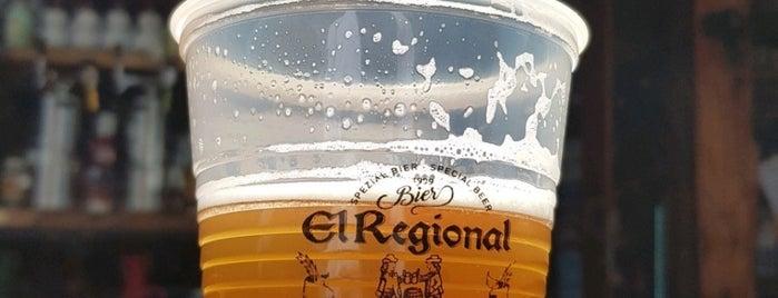 El Regional is one of San Martin de los Andes.