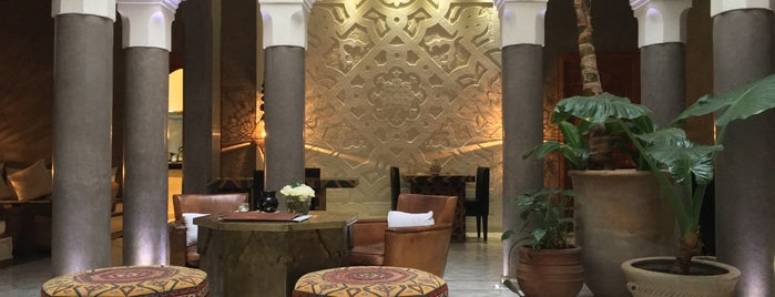 Riad Houma is one of First Morocco Visit (Fall 2017).