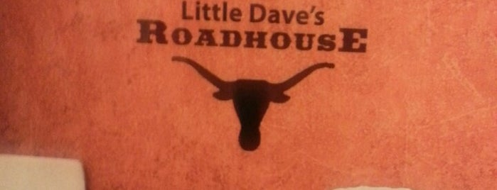 Little Daves Roadhouse is one of Louisville, KY.