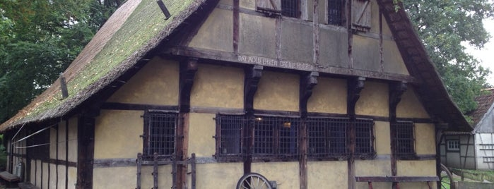 Mühlenhof Freilichtmuseum Münster is one of Münster - must visit.