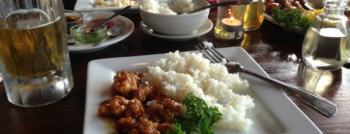Kam's Fine Chinese Cuisine is one of Houston spots pt. 3.