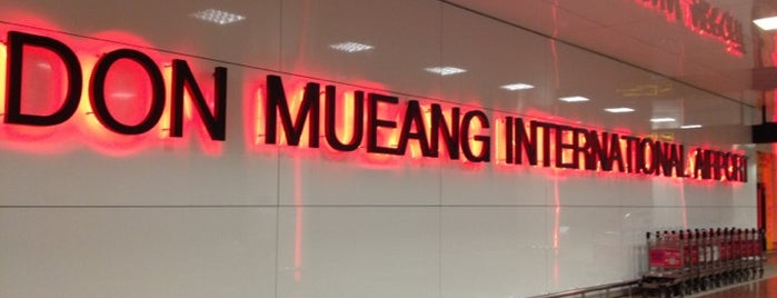 Don Mueang International Airport (DMK) is one of Part 1~International Airports....