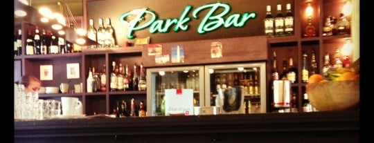 Park Bar is one of Madlenさんの保存済みスポット.