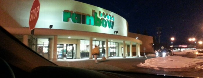 Rainbow Foods is one of more to do list.