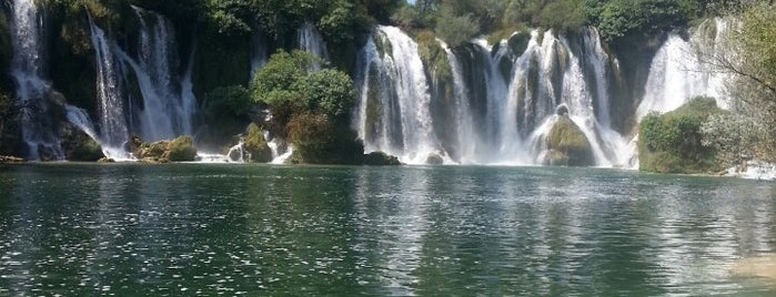 Kravice Waterfall is one of Europe to-do.