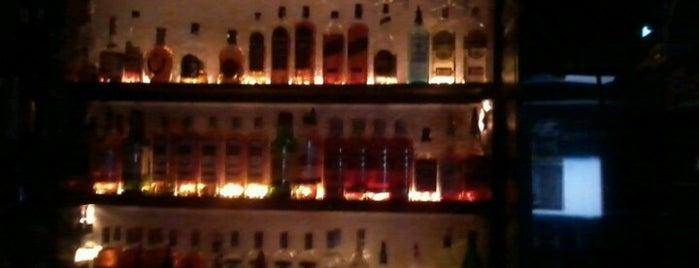 Bash bar is one of рестораны мира.