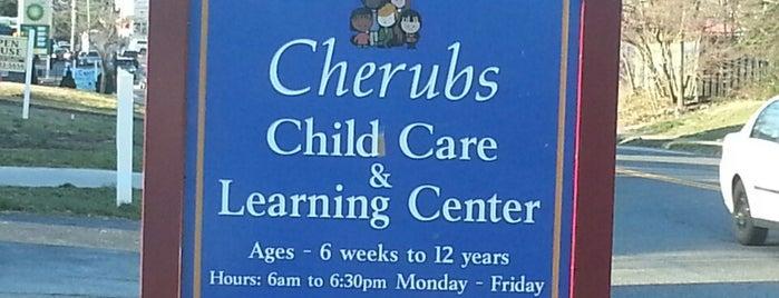Les Petits Cherubs Day Care is one of Philadelphia, PA.