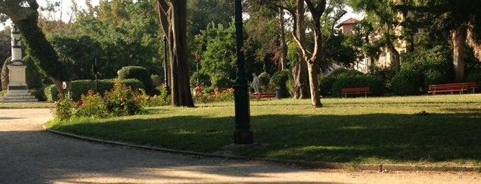 Giardini Pubblici is one of Lugares favoritos de Manuel.